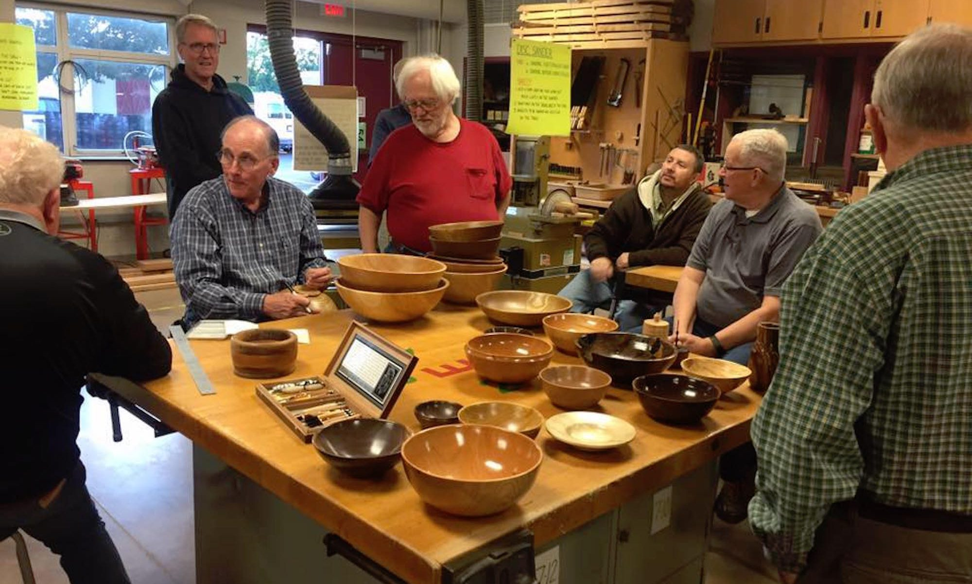 Nittany Valley Woodturners